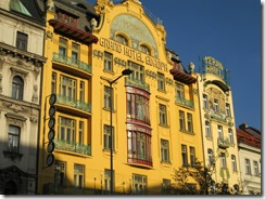 Prague - Grand Hotel Europa 3